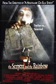 film horror wes craven the serpent and the rainbow 1988 lieblingsfilme pinterest