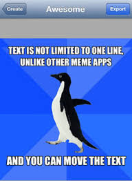 Iphone Text Memes - make your own meme 20 meme making iphone apps hongkiat