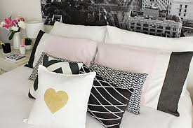 Pink And Gold Bedroom - styling a monochrome pink and gold bedroom redagape