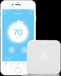 wifi thermostat with smart technology u2013 vivint u0027s element