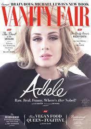 vanity fair author snapshot adele by tom munro for vanity fair magazine december