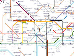 Metro Orange Line Map by The New Tube Map Has A Massive Kink In The Central Line Here U0027s