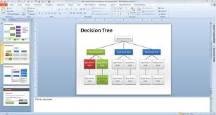 Decision Tree Excel Template Decision Tree Template For Powerpoint Reboc Info