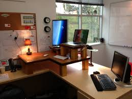 computer table computer desk setup awful images ideas best on