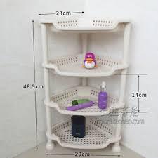Bathroom Storage Rack by New 3 Layers 4 Layers Plastic Bathroom Sundries Storage Rack