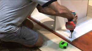 build wall oven cabinet installing a wall oven cabinet from kitezi com au youtube
