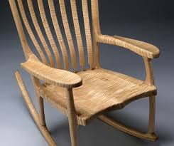 Rocking Chair Makers In The Studio With Kit Clark Vermont Furniture Maker
