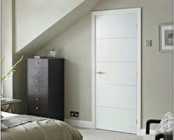 Plain White Bedroom Door Internal Doors From 50 Each Supplied And Fitted Including Handles