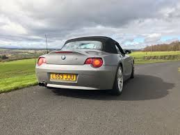 bmw z4 roadster 3 0i 240hp full service history long mot