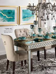 aqua dining room z gallerie first call for fall page 12 13