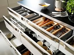 Rationell Variera Shelf Insert Ikea Ikea Kitchen Organizationpot - Kitchen cabinet drawer dividers