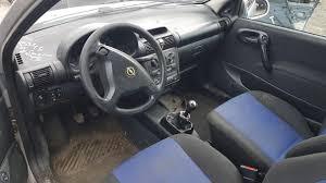 opel corsa 2004 white opel corsa 2000 1 0 mechaninė 2 3 d 2017 7 04 a3345 used car
