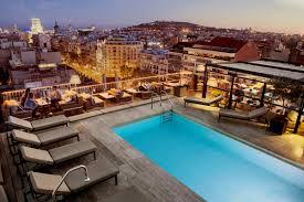 top 22 roof terraces in barcelona 2017 update