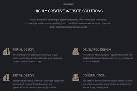 architect wordpress theme interior design responsive template