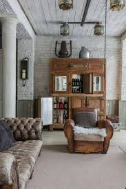 industrial home interior get an industrial style home by exposed brick walls