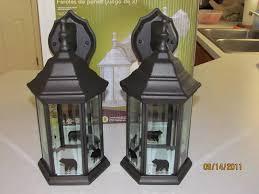 Cabin Light Fixtures Outdoor Cabin Lights Sacharoff Decoration