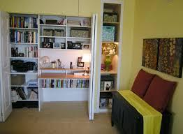 home office in a closet heartworkorg com