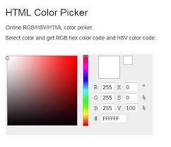 html color picker patricia busch