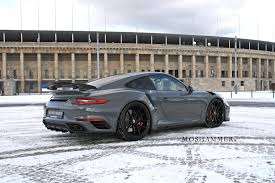 porsche 911 turbo s tuning porsche turbo s 911 downforce ii moshammer 2017 tuning 1