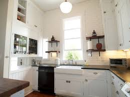 Custom Kitchen Cabinets In Oakland - High kitchen cabinets