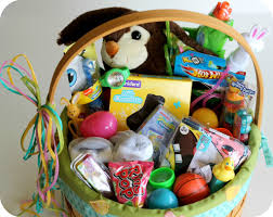 creative healthy easter basket ideas for kids