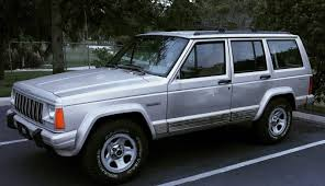 gold jeep cherokee 1995 jeep cherokee xj 2wd country edition gpr dna