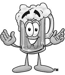 beer cartoon black and white free beer clip art clipart cliparts for you clip art library