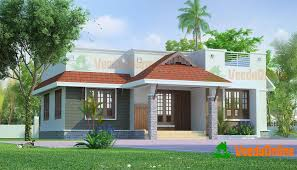 Kerala Home Plan Single Floor 501 Sq Ft 1000 Sq Ft Archives Page 2 Of 3 Veeduonline