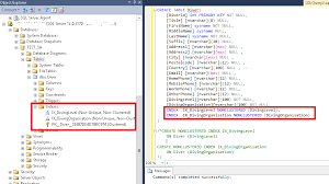 sql server create table syntax sql server 2014 tips create indexes directly via create table
