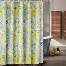 Waterproof Fabric Shower Curtains Nature Print Fabric Shower Curtains Ebay