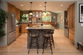 kitchen addition ideas traditional kitchen addition floor plans transitional with maple