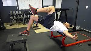 Leg Raise On Bench 10 Best Unilateral Exercises T Nation