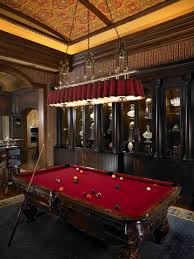 home design and decor classic billiard design room billiard