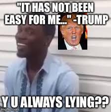 Easy Meme Generator - why you always lying meme generator imgflip
