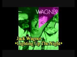 Wagner Lighting Jack Wagner Lighting Up The Night Diane Warren Youtube