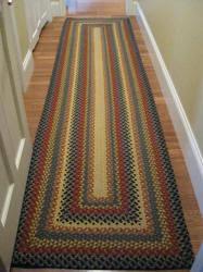 custom braided rugs country braid house