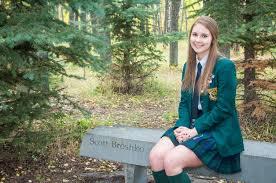 forever woods broshko scholarship 2014 2015 strathcona