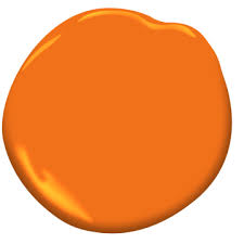 electric orange 2015 10 benjamin moore