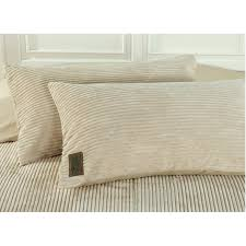 Ivory Duvet Cover Set Corduroy And Cotton Ivory 4 Piece Duvet Cover Set Buy Ivory