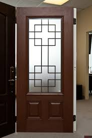 glass entry door inserts exterior slab doors with glass examples ideas u0026 pictures