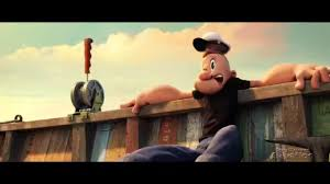 popeye returns in 3d redesigned and beautifully colored