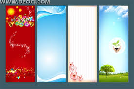 design x banner wedding 4 simple x banner background design template cdr download deoci