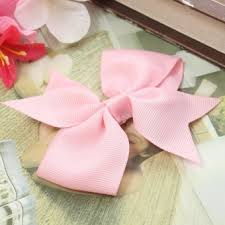 satin ribbon bows 4 large bows satin ribbon bows with tails 4