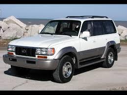 lexus lx450 1997 lexus lx450 white