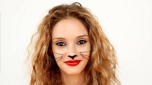 video halloween cat makeup you can do yourself real simple