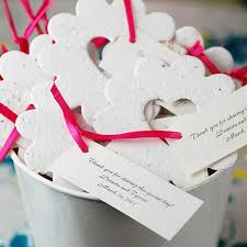 seed paper wedding favors wedding favors seed paper a wedding cake