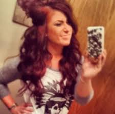 how chelsea houska dyed her hair so red 151 best chelsea houska images on pinterest chelsea deboer hair