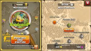 clash of clash apk clash of clans mod moedas elixir elixir negro e gemas infinitos