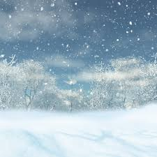 snowy christmas pictures christmas snowy landscape photo free download