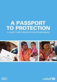 passport to protection a guide to birth registration programming